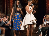 As Seen On Claudia Jordan &Hadiya Barbel