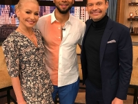 As-Seen-on-Kelly-Rippa,-Jussie-Smollet-and-Ryan-Seacrest-